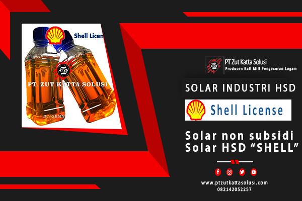 solar industri surabaya