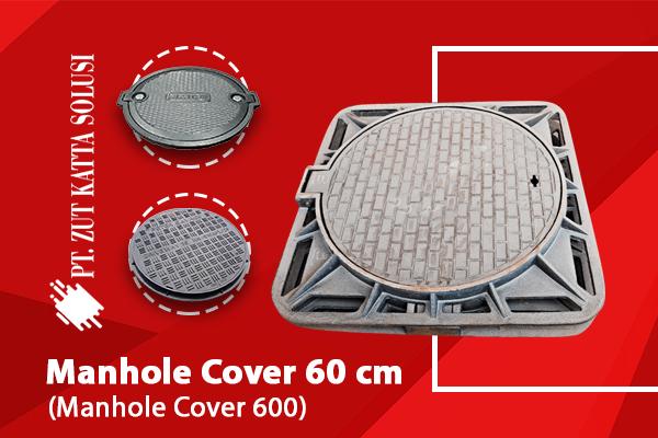 Manhole Cover 60 cm